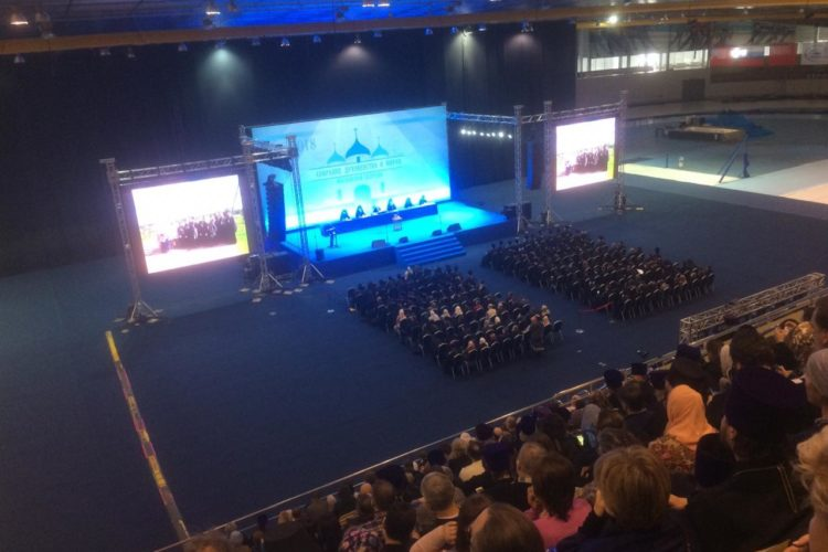 20 декабря состоялось годовое Собрание Московской Епархии