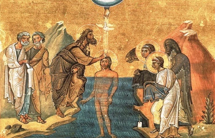 19 января — Святое Богоявление. Крещение Господа Бога и Спаса нашего Иисуса Христа