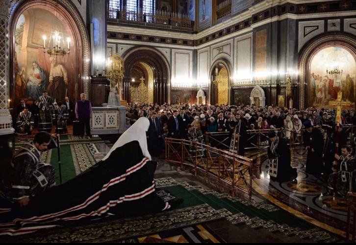 10 марта — Прощёное Воскресенье