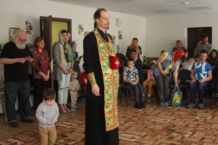 Посещение детского отделения Московского областного центра реабилитации инвалидов