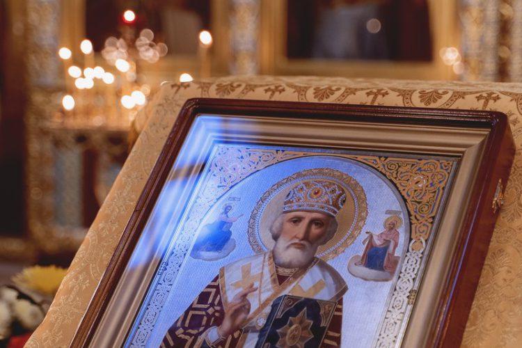 19 декабря – память святителя Николая Чудотворца