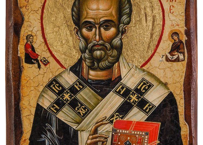 19 декабря – День памяти святителя Николая Чудотворца. Престольный Праздник