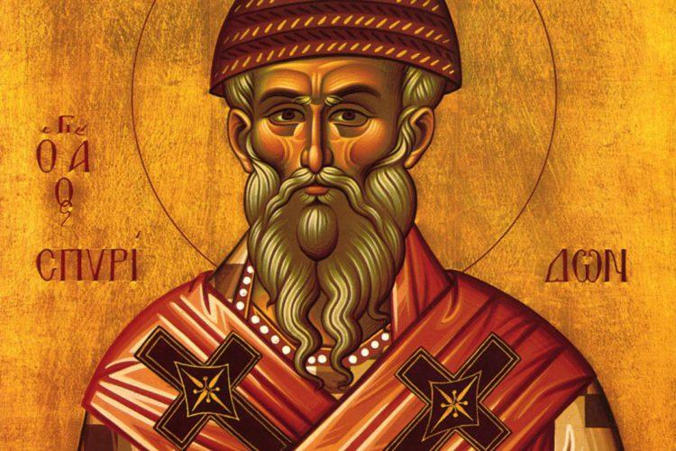 25 декабря – День памяти святителя Спиридона Тримифунтского