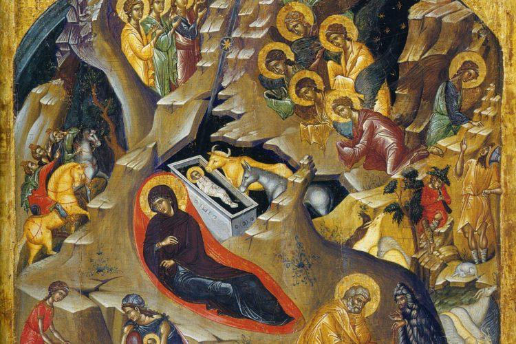 7 января — Рождество Господа и Спаса нашего Иисуса Христа