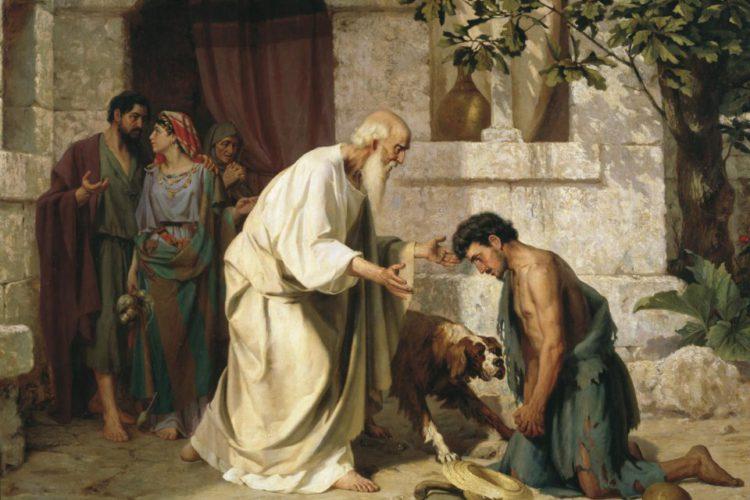 28 февраля – неделя о блудном сыне