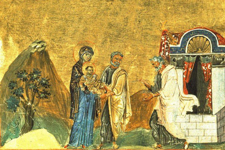 14 января — обрезание Господне
