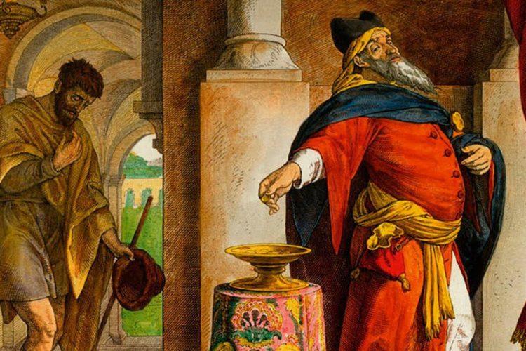 21 февраля – неделя о мытаре и фарисее