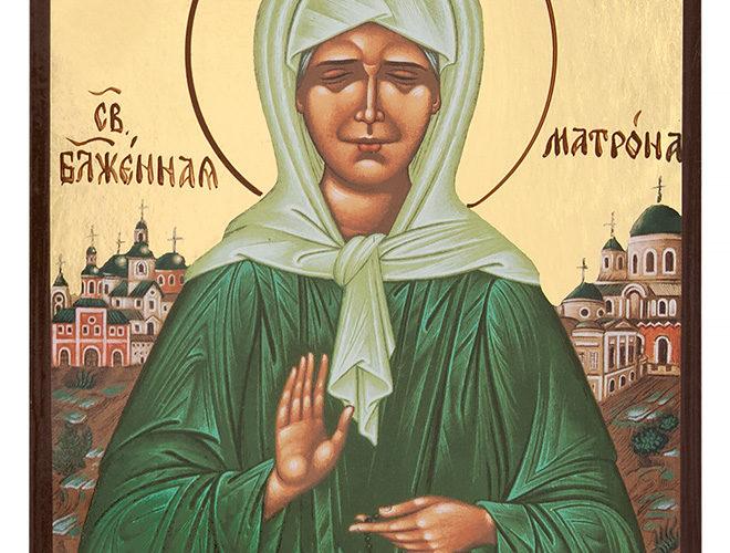 7 марта – память блаженной Матроны Московской