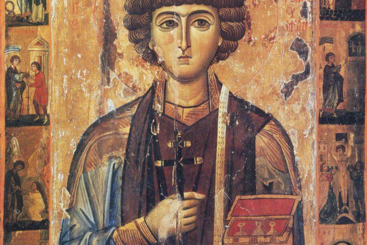 9 августа – память святого великомученика и целителя Пантелеимона