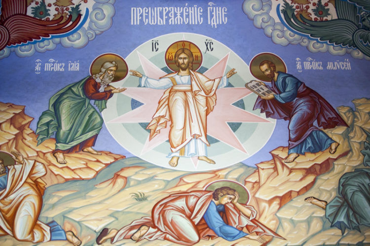19 августа – Преображение Господне