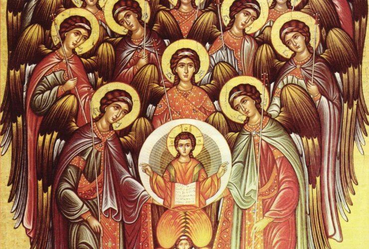 21ноября — Собор Архистратига Божия Михаила  и прочих Небесных Сил бесплотных