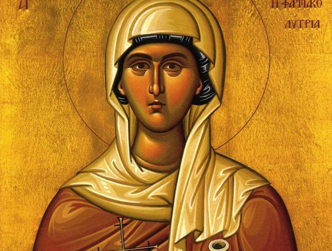 4 января – память великомученицы Анастасии Узорешительницы
