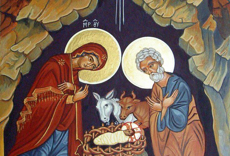 7 января – Рождество Господа нашего Иисуса Христа