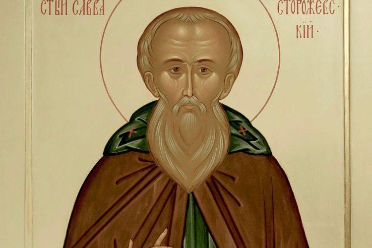16 декабря – память прп. Саввы Сторожевского (Звенигородского)