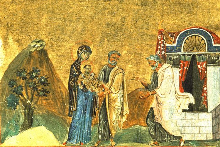 14 января – Обрезание Господне