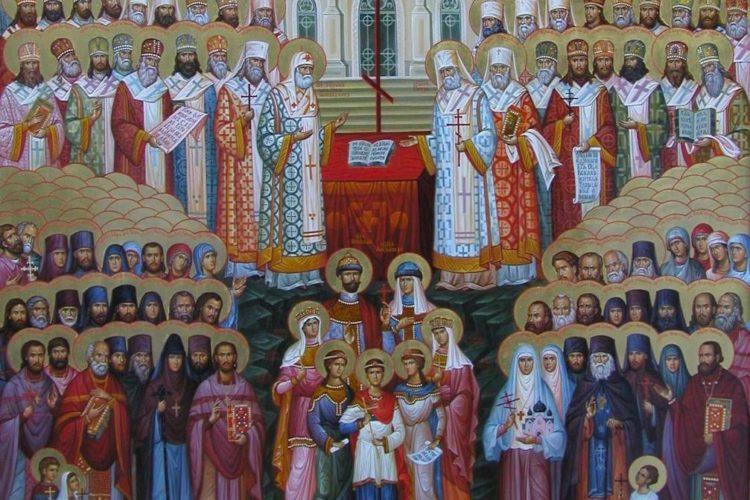 7 февраля – Собор новомучеников и исповедников Церкви Русской