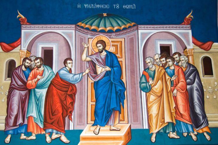 9 мая – Антипасха. Неделя 2-я по Пасхе, апостола Фомы