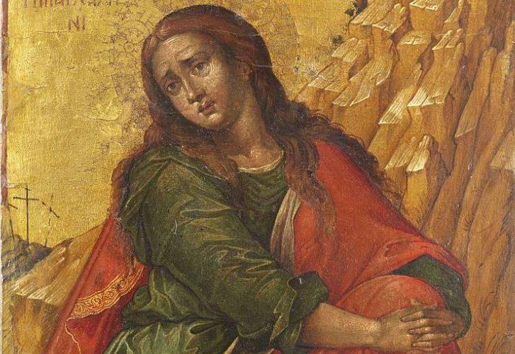 4 августа – День памяти мироносицы равноапостольной Марии Магдалины (I в.)