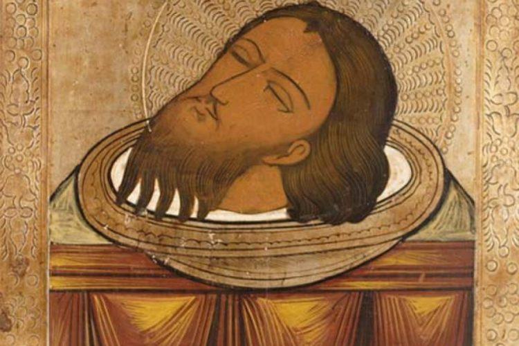 11 сентября — усекновение главы пророка, предтечи и крестителя Господня Иоанна