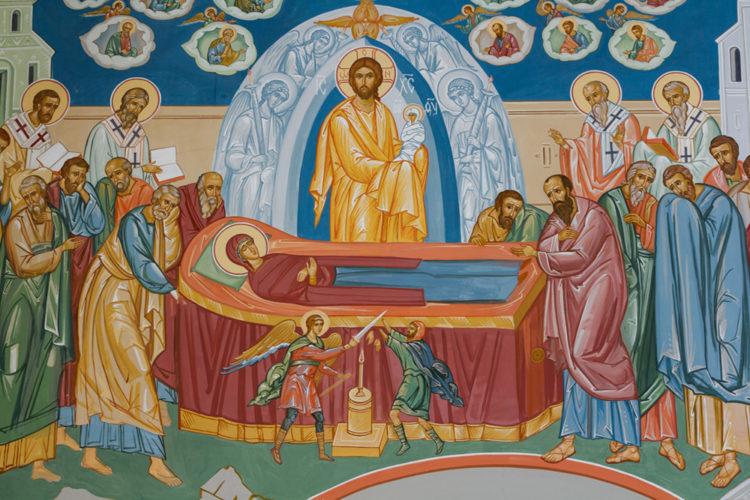 28 августа – Успение Пресвятой Владычицы нашей Богородицы и Приснодевы Марии